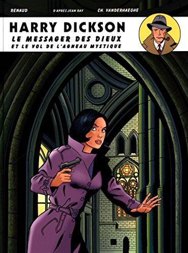 Harry Dickson, Tome 11