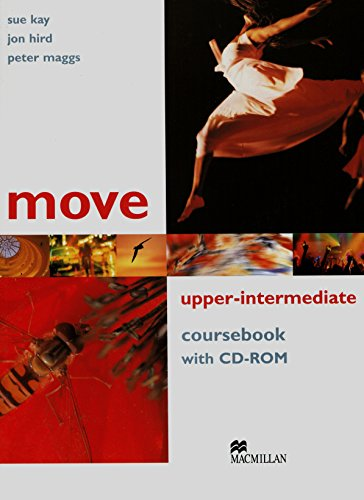 MOVE Upp Sb Pk: Coursebook with CD-ROM