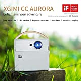 XGIMI CC Aurora Mini Portable DLP Projector Home Theater Android WiFi 3D Support 4K HD Video With Battery Video Projector