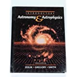Introductory Astronomy and Astrophysics (Saunders golden sunburst series) by Michael Zeilik (1992-01-01)