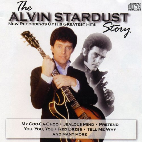 The Alvin Stardust Story