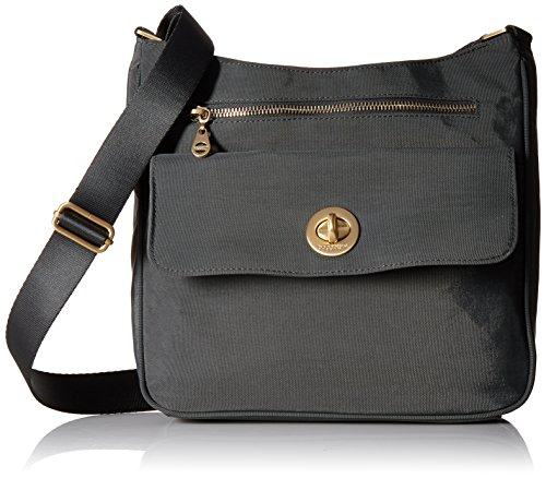Isaure Bi, Womens Cross-Body Bag, Brown (Naturel), 4,5x15x22 cm (W x H L) Petite Mendigote