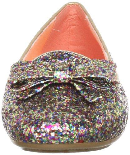 Petite Jolie  PJ373, Ballerines femme Multicolore - Mehrfarbig (MULTI)