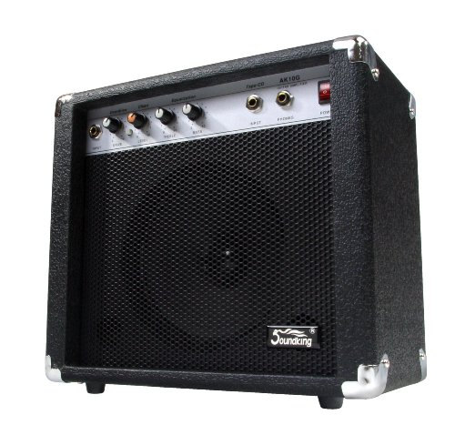 Soundking AK10G - Electric guitar amplifier, with distortion