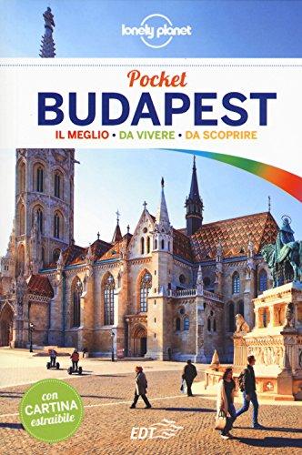 Budapest. Con Carta geografica