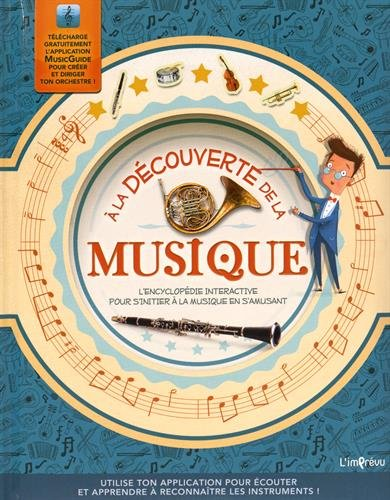 A la découverte de la musique par Joe Fullman