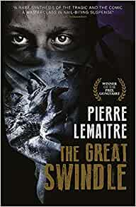 The Great Swindle: Prize-winning historical fiction by a master of suspense    Broché – 3 novembre 2016