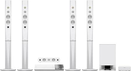 Sony BDVN9200WW 5.1 Blu-ray Heimkinosystem (1200 Watt, 4K UltraHD Upscaling, 3D, WLAN, Smart TV, Bluetooth, NFC, Spotify) weiß