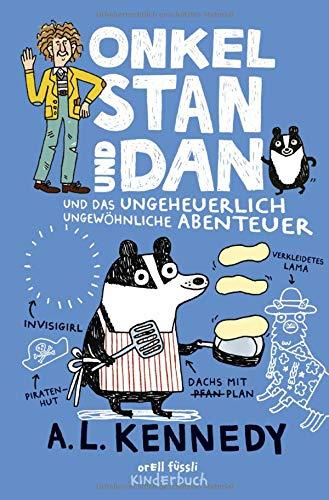 Onkel Stan und das ungeheuerlich ungewöhnliche Abenteuer