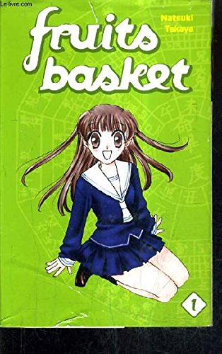 Fruits basket, Tome 1 et 2