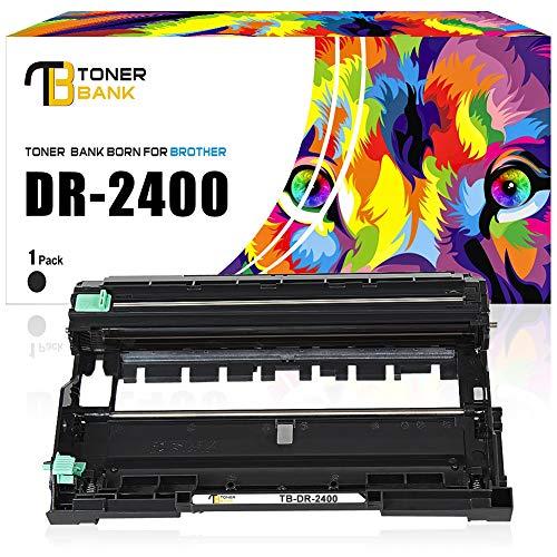 Kompatibel Toner-drum (Toner Bank 1 Pack Kompatibel Drum Unit für Brother DR-2400 DR2400 DR 2400 für Brother MFC L2710DW MFC L2710DN MFC L2730DW MFC L2750DW DCP L2530DW DCP-L2510D DCP-L2550DN HL-L2350DW HL-L2310D HL-L2375DW)