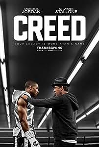 Creed Original Movie Poster (Sylvester Stallone as Rocky, Michael B. Jordan) Double Sided Advance Original Cinema Poster (69Cm X 102Cm) by Starstills Original Movie Posters