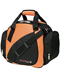 Columbia 300 Classic Series Single - Bolsa de bolos, color nergo / naranja