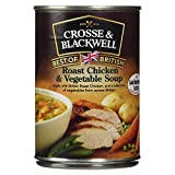 Crosse & Blackwell Roast Chicken & Vegetable Soup, 400g
