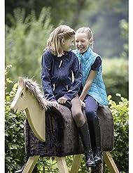 Little Sister by HKM Softshelljacke–Princess de, color dunkelblau/dunkelpink, tamaño 110 / 116