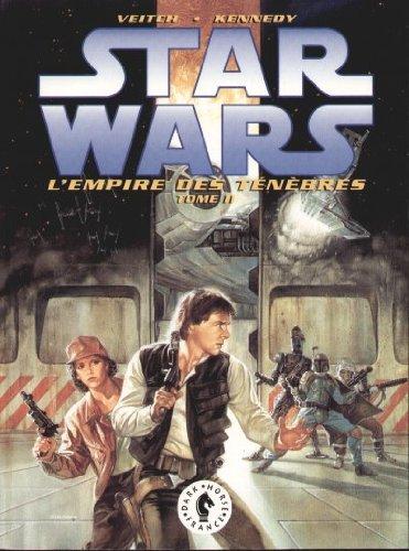 Star wars, l'empire des ténèbres, tome 2 : par Tom Veitch
