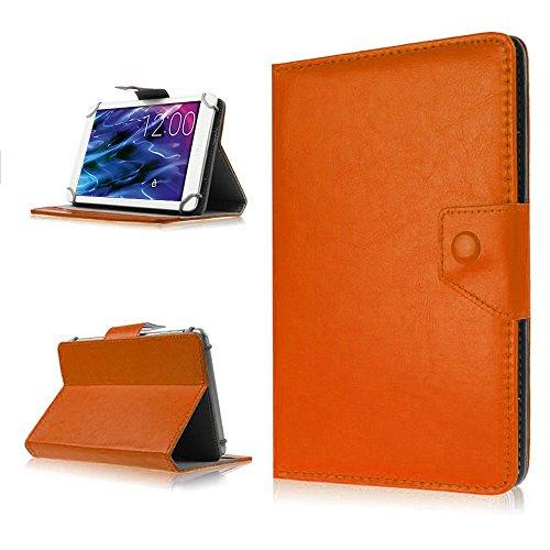 na-commerce Tablet Hülle für Medion Lifetab P8514 P8314 P8312 S8312 Tasche Schutzhülle Case, Farben:Braun