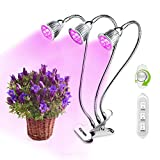 Plant Grow Lights, Dimmable Led Grow Light Growing Lamp Fixture for Indoor Plants