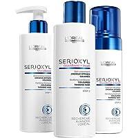 Loreal, pérdida de cabello sistema serioxyl para cabellos normales y de pelo adelgazamiento del cabello