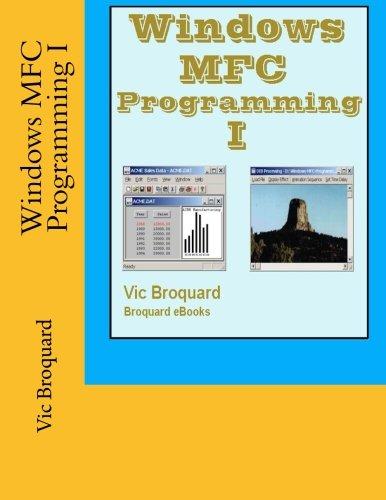 Preisvergleich Produktbild Windows MFC Programming I