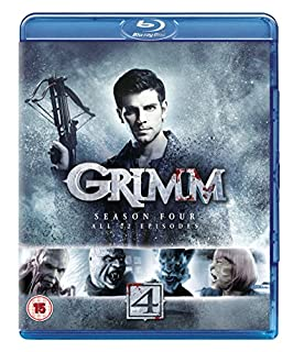 Grimm Season 4 [Blu-ray] [2014] (B00UL814PQ) | Amazon price tracker / tracking, Amazon price history charts, Amazon price watches, Amazon price drop alerts