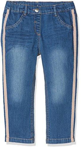 s.Oliver Baby-Mädchen Jeans 65.808.71.3214 Blau (Dark Blue Denim Stretch 56Z7) 74 -