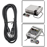 Super Nintendo Aerial Cable - NES / SNES TV RF Cable