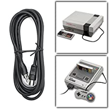 Super Nintendo Aerial Cable - NES / SNES TV RF Cable