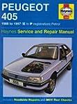 Peugeot 405 Petrol Service and Repair...