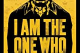 POSTER 61x91,5 - BREAKING BAD I AM THE ONE WHO KNOCKS (1 Accessorie)