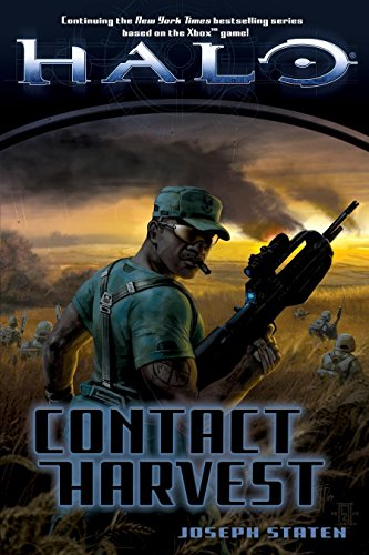 Halo: Contact Harvest: Contact Harvest por Joseph Staten