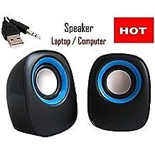 GKP PRODUCTS USB Powered Laptop/Desktop PC 2.0 Mini Portable Speakers Model 237687
