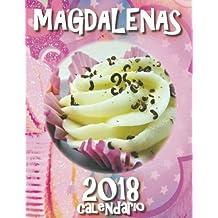 Magdalenas 2018 Calendario (Edición España)