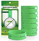 Naturaband- Mückenschutz Armbänder - 7 Pack - Alle Natürlichen Käfer und Insektenbekämpfung DEET-FREI