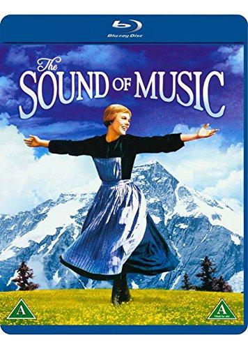 Meine Lieder, Meine Träume / The Sound of Music ( ) [ Dänische Import ] (Blu-Ray)