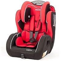 Babyauto Babyauto Sillita De Seguridad Infantil Modelo Ezcon Grupo 1-2-3 Rojo
