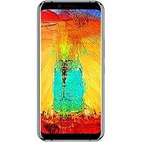 """Leagoo S8 Pro - 5,99"""" 4G Smartphone, Infinity Display, Android 7.0 Octa Core 2.6GHz 6GB+64GB, Fotocamera 13MP+5MP & 13MP, Impronte Digitali, Dual SIM, Telefono Cellulari Sbloccato"""