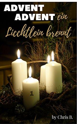 Advent advent ein lichtlein brennt gedicht text