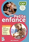 Savoirs associés s1, s2, s3, s4 CAP petite enfance - Livre de l'élève