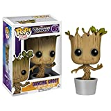 #8: Funko POP Guardians of the Galaxy Dancing Groot Pop! Vinyl Bobble Head Figure