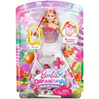 Barbie Princesse Bonbons Sons et Lumières