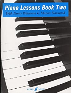 Piano Lessons Book 2 - Sheet Music
