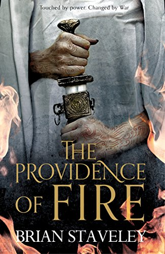 The Providence of Fire (Chronicle of the Unhewn Throne, Band 2) - Fire Magic Pan