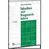 Tabellen zur Tragwerklehre