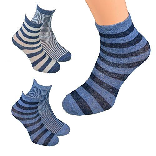 4, 8o 12pack Niños calcetines niña + Knaben
