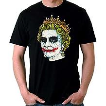 35mm - Camiseta Hombre The Joker Queen