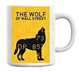 The Wolf Of Wall Street Minimalist Poster Mug Cup