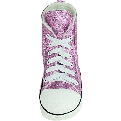 Gohom, Pantofole uomo Shinging Purple