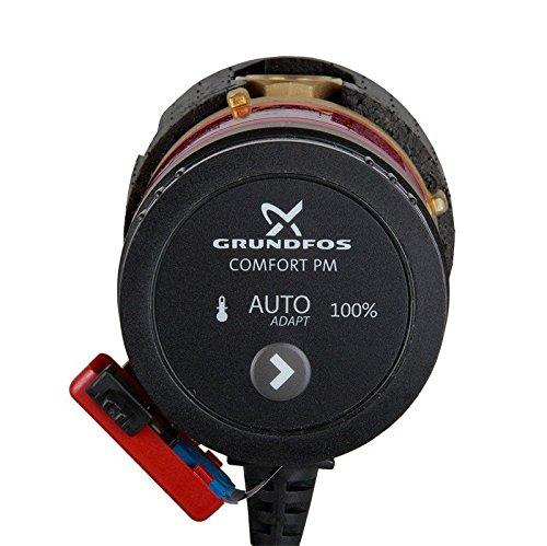 GRUNDFOS Zirku.pumpe COMFORT 15-14 BXA PM 1x230V G1 DACH