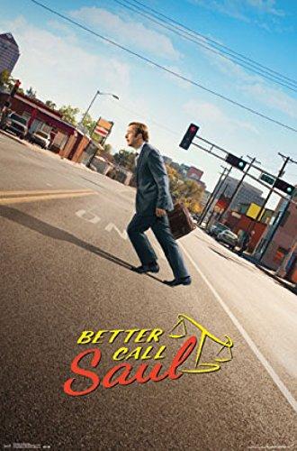 Better Call Saul - Street Poster Drucken (55,88 x 86,36 cm) (Saul Better Poster Call)